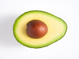 Half Avocado PNG Image PNG clipart