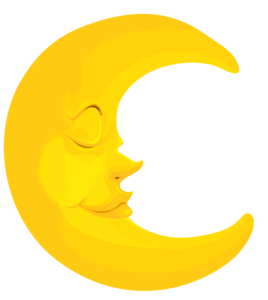Half Moon PNG Clipart PNG image