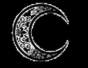 Half Moon PNG Image PNG Clip art