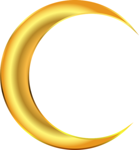 Half Moon PNG Photo PNG Clip art