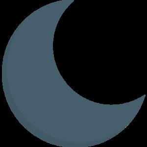 Half Moon PNG Picture PNG Clip art