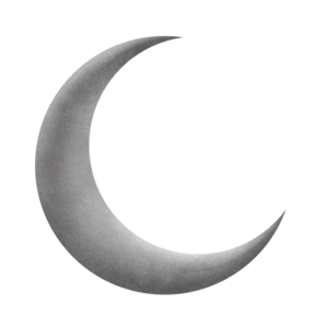 Half Moon PNG Transparent Image PNG icons