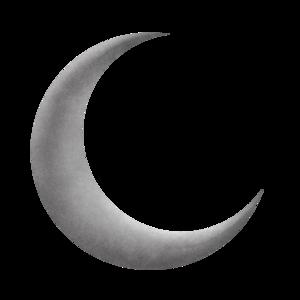 Half Moon PNG Transparent Image PNG Clip art