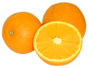 Half Orange PNG HD PNG Clip art