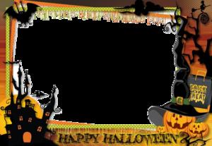 Halloween Border PNG Clipart PNG Clip art
