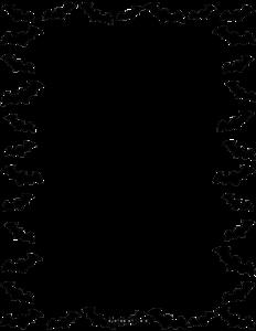 Halloween Border Transparent Background PNG Clip art