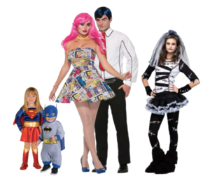 Halloween Costume PNG Transparent File PNG Clip art