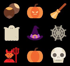Halloween Elements PNG Transparent Image PNG Clip art