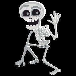 Halloween Skeleton PNG Free Download PNG Clip art