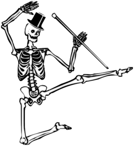 Halloween Skeleton PNG Image PNG Clip art