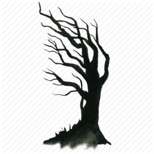 Halloween Tree PNG Free Download PNG Clip art