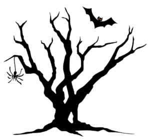 Halloween Tree PNG HD PNG Clip art