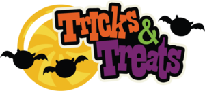 Halloween Trick Or Treat Download PNG Image PNG Clip art