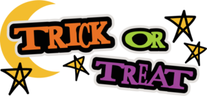 Halloween Trick Or Treat PNG Free Download PNG Clip art
