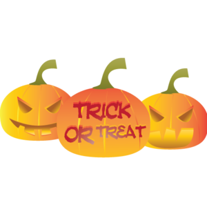 Halloween Trick Or Treat PNG Transparent Picture PNG Clip art