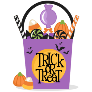 Halloween Trick Or Treat Transparent Images PNG PNG Clip art