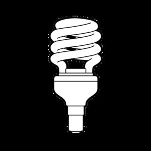 Halogen Light Bulb Transparent Background PNG Clip art