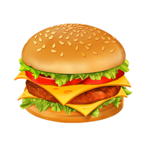 Hamburger PNG Pic PNG Clip art