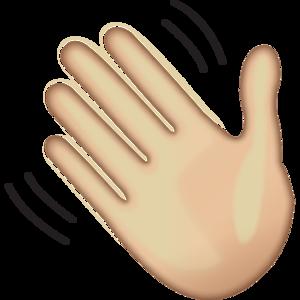 Hand Emoji PNG Photo PNG Clip art