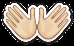 Hand Emoji PNG Photos PNG Clip art
