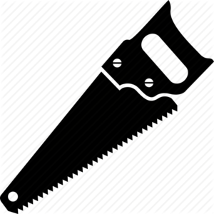 Hand Saw PNG Transparent Image PNG Clip art