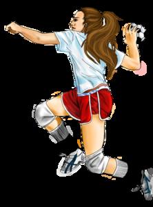 Handball PNG Image PNG Clip art