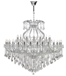 Hanging Chandelier PNG Picture PNG icon