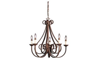 Hanging Chandelier Transparent Background PNG Clip art
