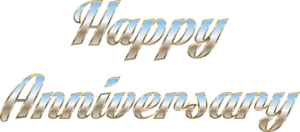 Happy Anniversary Background PNG PNG Clip art