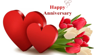 Happy Anniversary Download PNG Image PNG Clip art