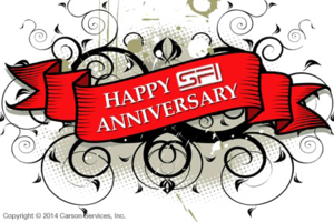 Happy Anniversary PNG File PNG Clip art
