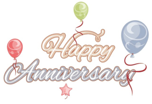 Happy Anniversary PNG Photo PNG Clip art