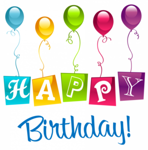 Happy Birthday PNG File PNG Clip art