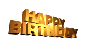 Happy Birthday PNG Free Download PNG Clip art