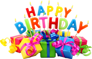 Happy Birthday PNG Pic PNG Clip art