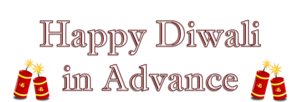 Happy Diwali In Advance PNG HD Quality PNG images
