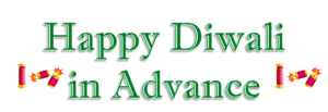Happy Diwali In Advance PNG Image Free Download PNG Clip art