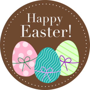 Happy Easter PNG File PNG Clip art