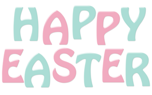 Happy Easter PNG Pic PNG Clip art