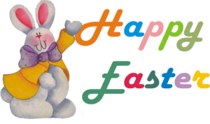 Happy Easter PNG Transparent PNG Clip art