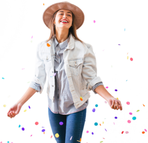 Happy Girl PNG Free Download PNG Clip art