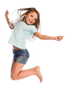 Happy Girl PNG Photo PNG Clip art