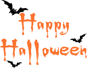 Happy Halloween Text PNG Image PNG Clip art