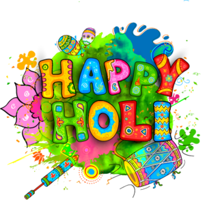 Happy Holi Background PNG PNG Clip art