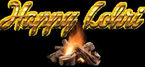 Happy Lohri Punjabi Font PNG Photos PNG Clip art