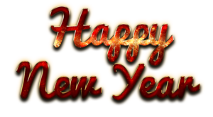 Happy New Year Letter PNG Clipart PNG Clip art