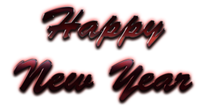Happy New Year Letter PNG Free Download PNG Clip art