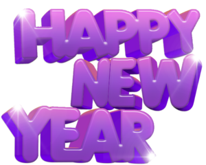 Happy New Year PNG HD PNG Clip art