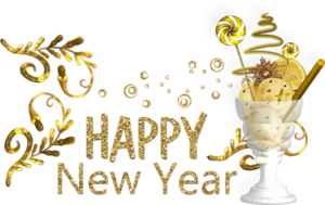 Happy New Year PNG Image PNG Clip art