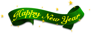 Happy New Year PNG Transparent Picture PNG Clip art